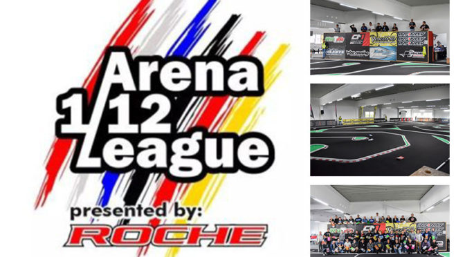ARENA 1/12 LEAGUE – R3 / Arena33