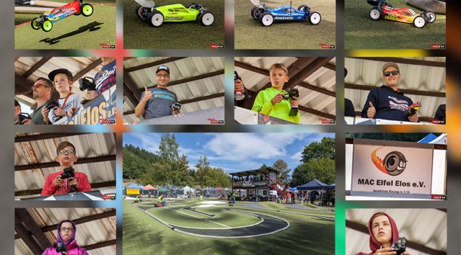 Bildergalerie der Deutsche Meisterschaft ORE2WD 2018 beim Eifel-Elos
