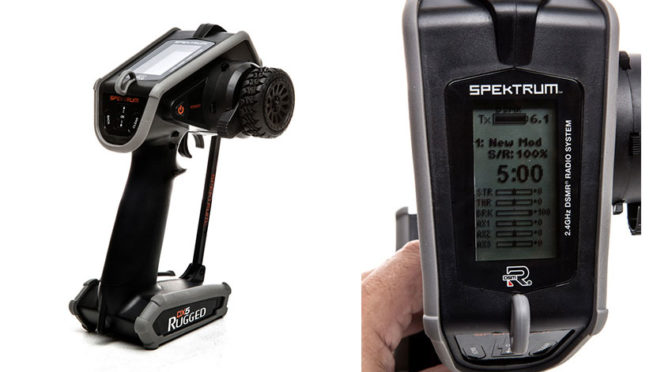 SPEKTRUM™ DX5 RUGGED™