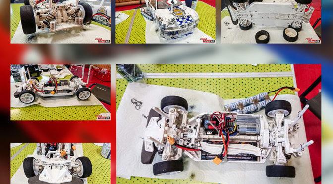 Der weiße Renner – TT-02 Chassis Kit White Special