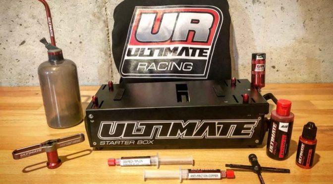 Jared Tebo jetzt Teamfahrer bei Ultimate Racing