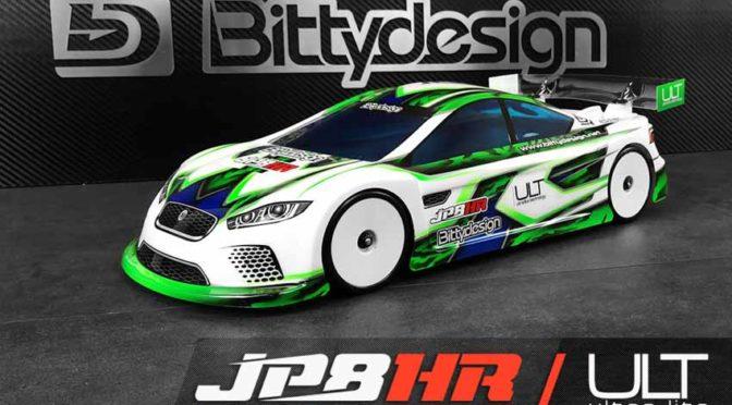 Bittydesign JP8HR Karosserie Ultra Lite weight (ULT)