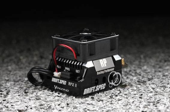 Yokomo präsentiert den RPX-II Drift Spec