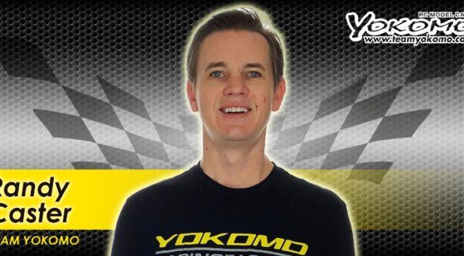 Randy Caster wechselt zu Yokomo