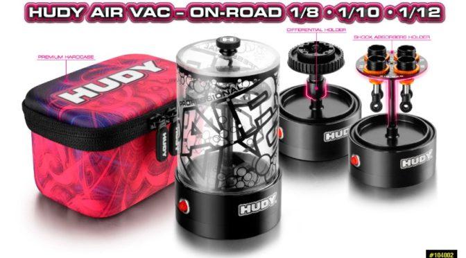 HUDY Air Vac – Vakuumpumpe – On-Road