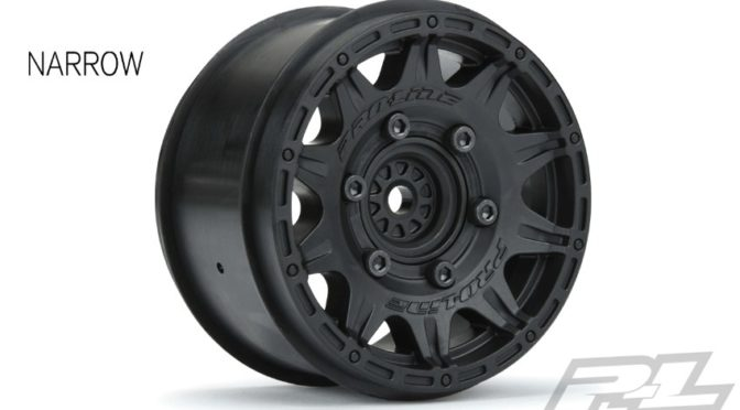 Raid 2.8″ Black 6×30 Removable Felgen