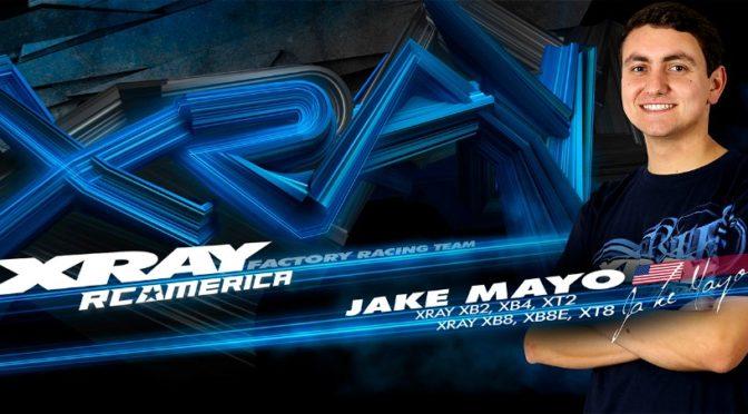 Jake Mayo wechselt zu XRAY
