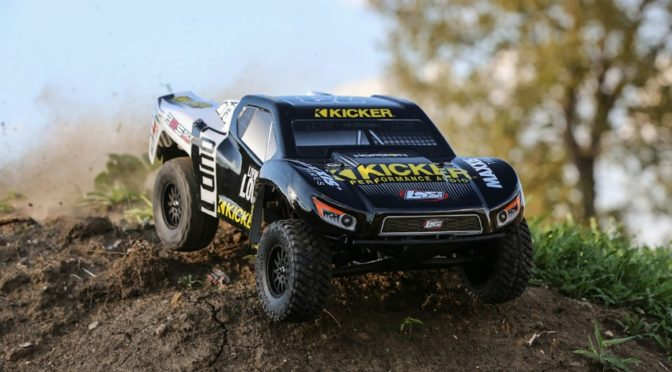 LOSI® 22S SCT 1/10 2WD RTR