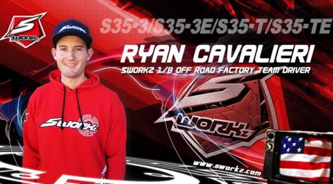 Ryan Cavalieri wechselt zu SWORKz