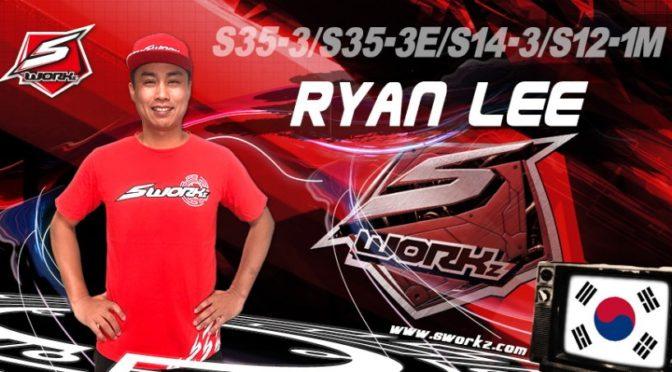SWORKz Korea begrüßt Ryan Lee