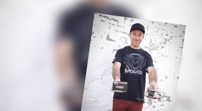 Jared Tebo unterschrieb beim Maclan Racing Team