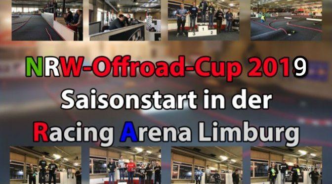 1.Lauf NRW-Offroad-Cup '19 am 17. März 2019