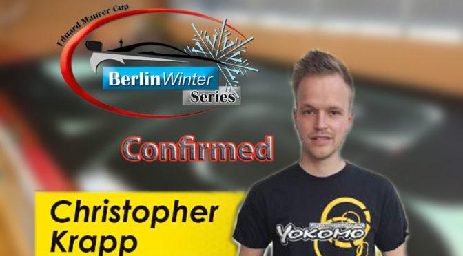 Christopher Krapp /Team Yokomo startet bei der BWS
