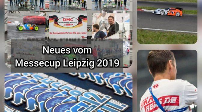 Neues beim Messecup 2019 in Leipzig