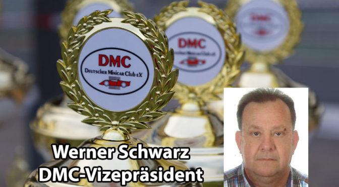 Werner Schwarz – DMC Vizepräsident im Interview
