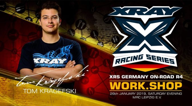 XRS Germany startet R4 + HLC in Leipzig