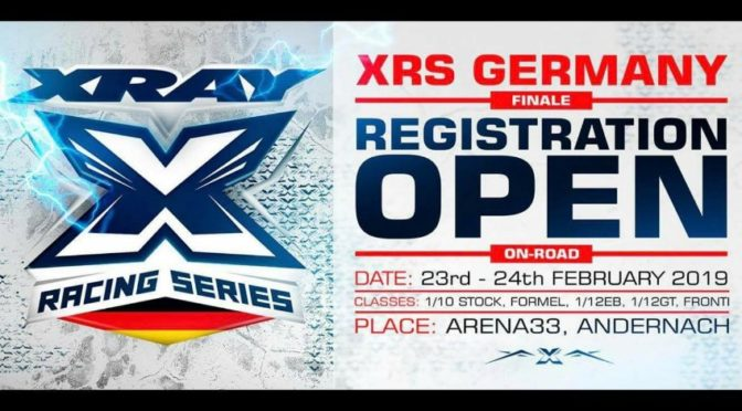 XRS-Germany Finale 2019 in der Arena33