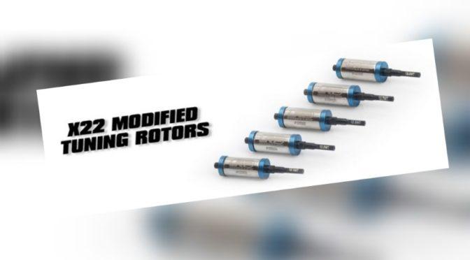 X22 Modified Tuning Rotoren