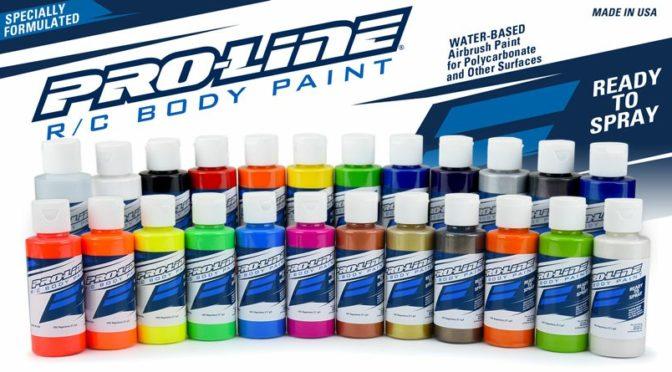 Pro-Line – Neue Farben – PHASE 2