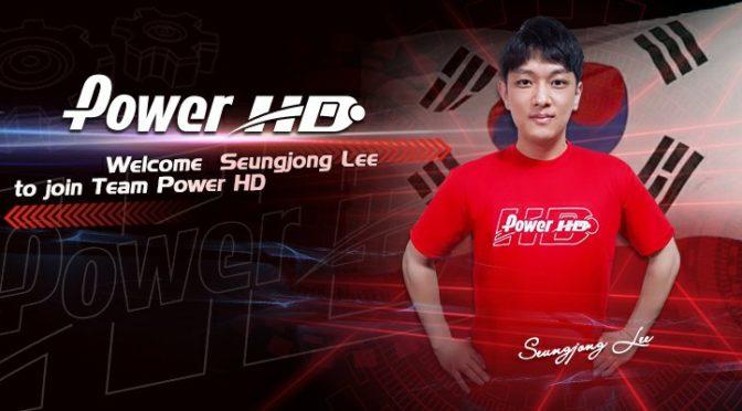Power HD mit neuem Fahrer
