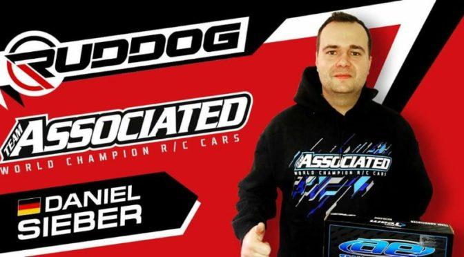 Daniel Sieber wechselt zu Team Associated
