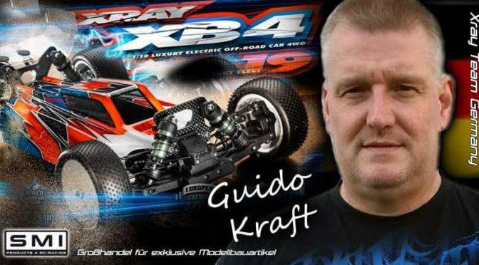 Guido Kraft kehrt in die Klasse 4WD zurück