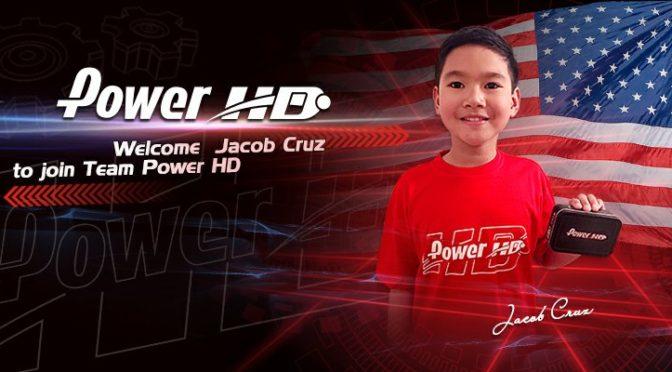 Power HD unterschreibt mit Jacob Cruz