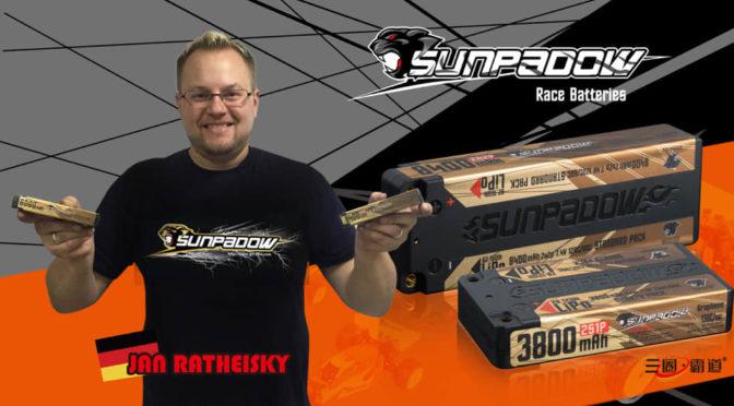 Jan Ratheisky setzt auf Sunpadow