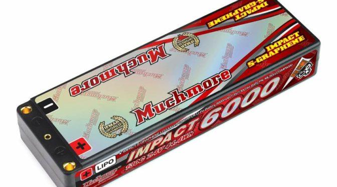 Muchmore – IMPACT Silicon Graphene FD4 Li-Po-Akkus