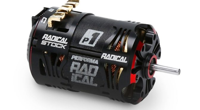 PERFORMA P1 RADICAL 540 STOCKMOTOREN
