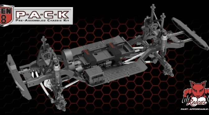 Redcat Gen8 P-A-C-K (Pre-Assembled Chassis Kit)