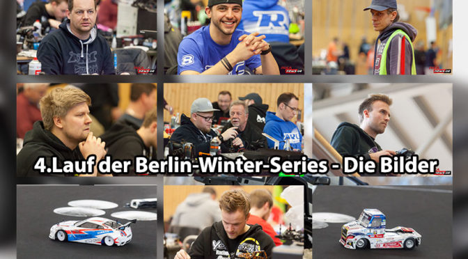4.Lauf zur Berlin-Winter-Series – Die Bilder