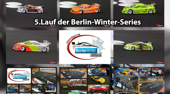 5.Lauf zur Berlin-Winter-Series