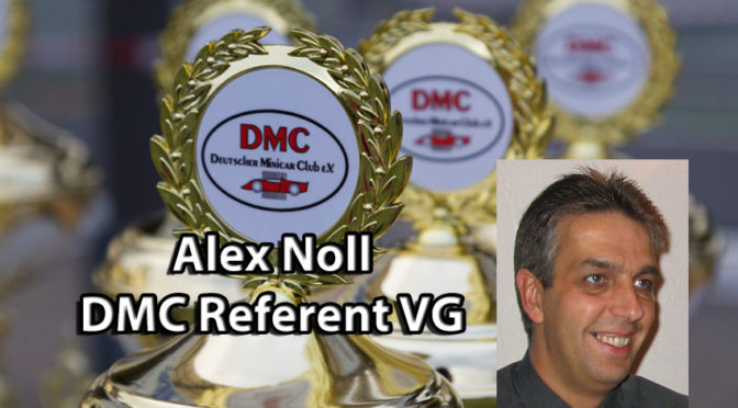 Alex Noll – Der neue DMC Referent VG im Interview