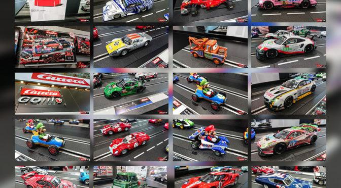 Carrera präsentiert zahlreiche Neuheiten auf der Spielwarenmesse in Nürnberg
