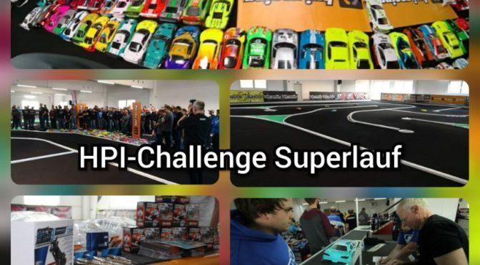 HPI-Challenge Superlauf @ Arena33 in Andernach