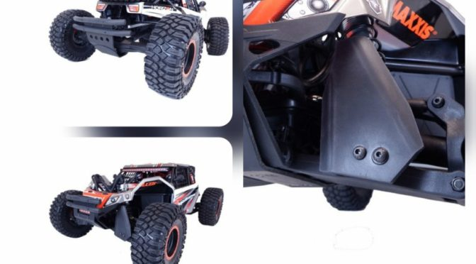 T-Bone – Pimp my Losi Super Rock Rey