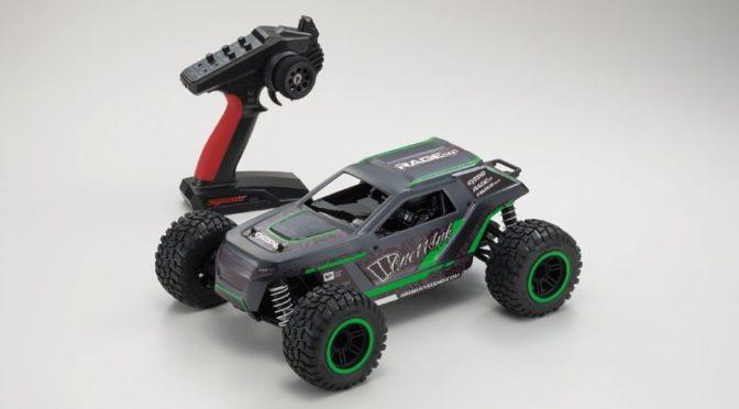 RAGE 2.0 FAZER MK2 1:10 EP 4WD READSYET Type 2