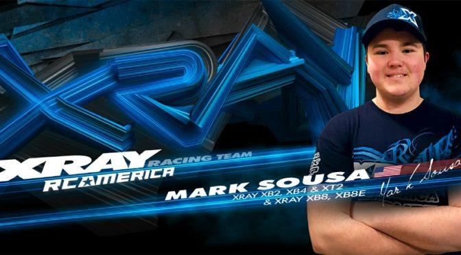 Mark Sousa verlängert mit XRAY