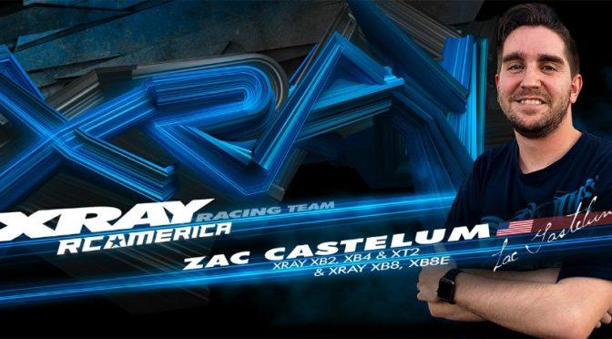 Zac Gastelum verlängert mit XRAY