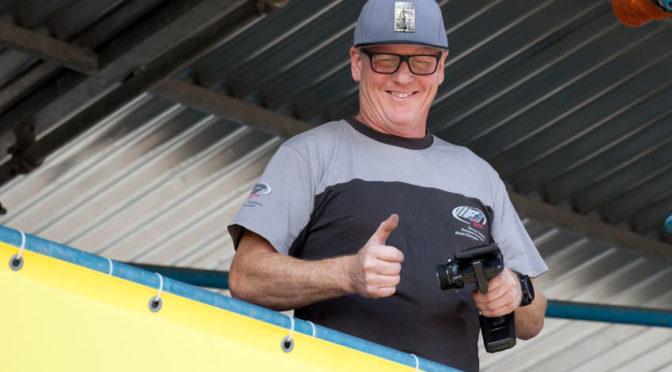 Günter Honert nach seinem Titelgewinn VG5TW 2019 in Bad Breisig – Das Interview