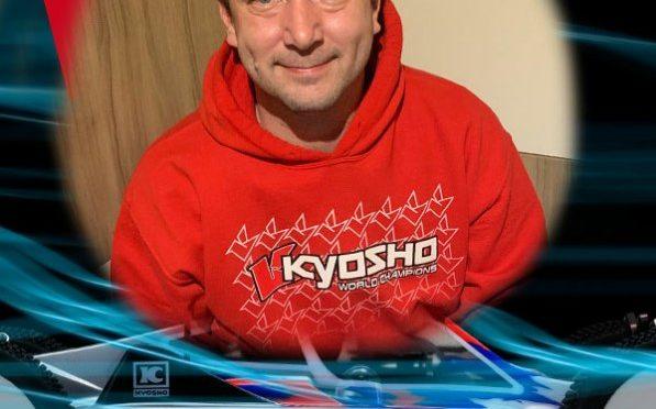 Enrico Juranek weiter bei Team Kyosho Europe