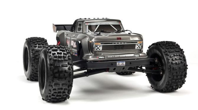 ARRMA® OUTCAST® 6S 4WD BLX 1/8 STUNT TRUCK RTR