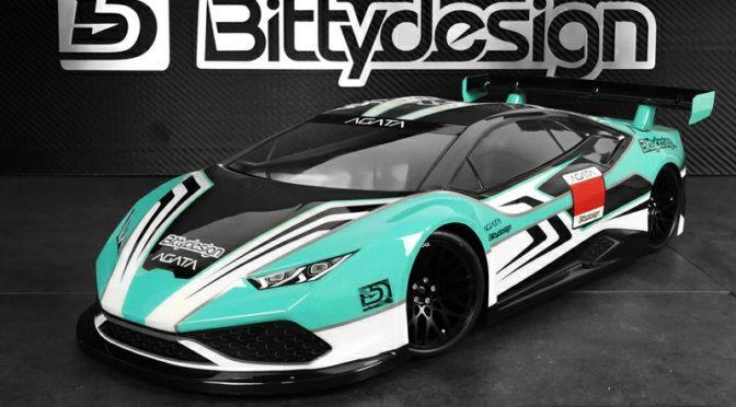 Bittydesign Co. präsentiert AGATA – 190 mm GT Karosserie