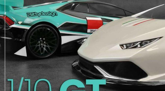 Bittydesign – Eine GT-Karosserie kommt