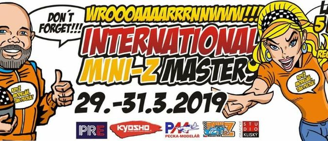 International Mini-Z Masters in Prag