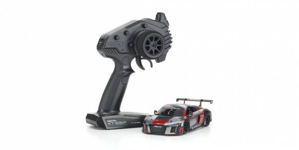 Mini-Z RWD AUDI R8 LMS 2015 GRAY-RED