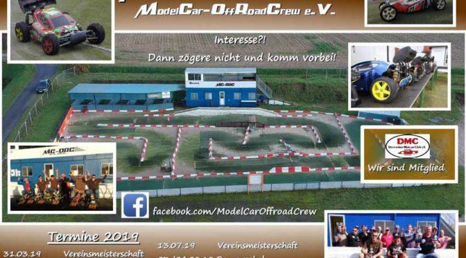 Offroad beim MC-ORC e.V. im Baggerpark Emsland