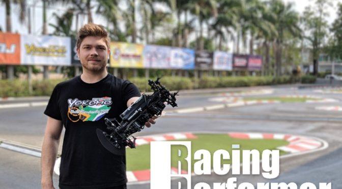 Martin Hofer setzt auf Racing Performer 2019