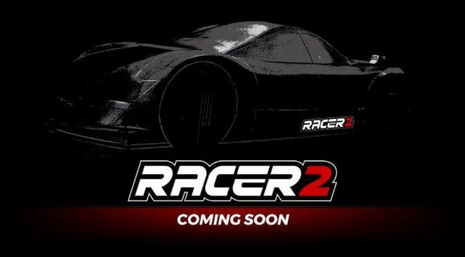 Mon-Tech Racer 2 in Prozess